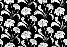 Seamless wallpaper Royalty Free Stock Photography