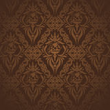 Seamless wallpaper Stock Photo