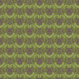 Seamless wallpaper. Seamless old Victorian damask wallpaper design Royalty Free Stock Photo