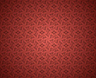 Seamless wallpaper Stock Photography