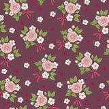 Seamless wallpaper Royalty Free Stock Image