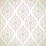 Seamless - Wallpaper vektor illustrationer
