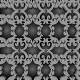 seamless wallpaper 3d Arkivbilder