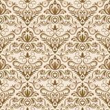 seamless wallpaper Royaltyfria Bilder