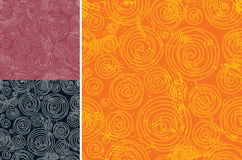 seamless wallpaper Arkivbild