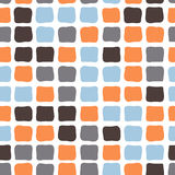 Seamless  wallpaper. Seamless abstract background -  illustration Royalty Free Stock Photo
