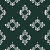 Seamless wallpaper with abstract patterns. For the interior design, business. Set of seamless backgrounds and design elements for. Food packaging Stock Images