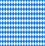 Seamless wallpaper. Bavarian Oktoberfest flag royalty free illustration