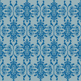 Seamless wallpaper of classic floral pattern Stock Photo