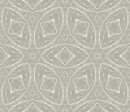 Seamless wallpaper with floral ornament Royalty Free Stock Photo