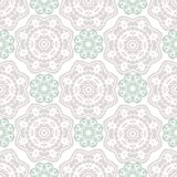 Seamless wallpaper. Islamic motif background. Royalty Free Stock Photos