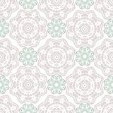 Seamless wallpaper. Islamic motif background. Royalty Free Stock Photos