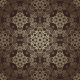 Seamless wallpaper. Islamic motif background. Stock Photos