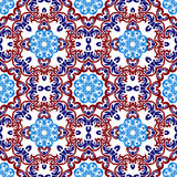 Seamless wallpaper. Islamic motif background. Stock Images