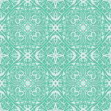 Seamless Wallpaper Pattern. Seamless Wallpaper Tile - This pattern repeats on all sides. You can use it to fill your own custom shapes and backgrounds Stock Image