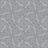 Seamless Wallpaper Pattern. Seamless Wallpaper Tile - This pattern repeats on all sides. You can use it to fill your own custom shapes and backgrounds Stock Photo