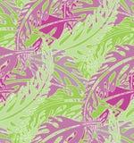 Seamless Wallpaper Pattern Stock Image