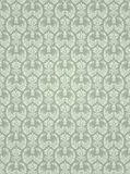 Seamless wallpaper pattern. Computer illustration, isolated on the white Stock Images