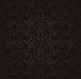 Seamless wallpaper pattern. Computer illustration Stock Photography