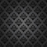 Seamless wallpaper pattern. Elegant retro motif wallpaper design Royalty Free Stock Photography