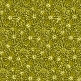 Seamless Wallpaper Pattern. You can use this repeating pattern to fill your own custom shapes and backgrounds Stock Photo