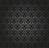 Seamless wallpaper pattern Stock Image