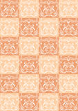 Seamless wallpaper pattern Stock Photography