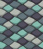 Seamless Wallpaper Pattern. Royalty Free Stock Photography