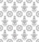 Seamless wallpaper and pattern Stock Photo