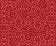 Seamless wallpaper pattern. Vector illustration Royalty Free Stock Photography