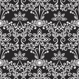 Seamless wallpaper pattern. Stock Photo