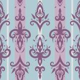 Seamless wallpaper pattern. Royalty Free Stock Image