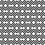 Seamless wallpaper pattern. Modern stylish texture. Geometric background. Vector illustration. Eps 10 Royalty Free Stock Photo