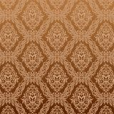 Seamless wallpaper pattern. Vector Stock Photo