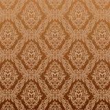 Seamless wallpaper pattern. Vector. Illustration stock illustration