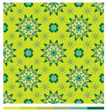 Seamless wallpaper patterns - floral series Royalty Free Stock Photos