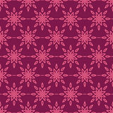 Seamless wallpaper with retro pattern of geometric Royalty Free Stock Photo