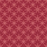 Seamless wallpaper with retro pattern of geometric Royalty Free Stock Photos