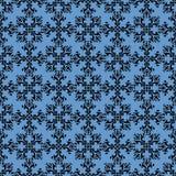 Seamless Wallpaper Tile Design Royalty Free Stock Photo