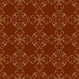 Seamless Wallpaper Tile Design Stock Images