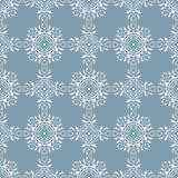 Seamless Wallpaper Tile Design Royalty Free Stock Images