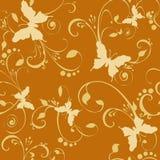 Seamless Wallpaper Tile Design vector illustration