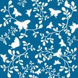 Seamless Wallpaper Tile Design Abstract Illustrati royalty free illustration