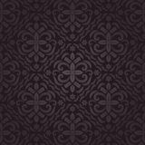Seamless wallpaper vector Stock Image