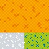 Seamless wallpaper (vector) Royalty Free Stock Image