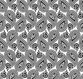 Seamless wallpaper of vector paisley Stock Image