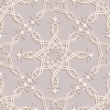 Seamless wallpapers in the style of Baroque . Can be used for backgrounds and page fill web design. illustration.  vector illustration