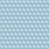Seamless water drop pattern Royalty Free Stock Images