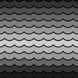 Seamless water wave pattern Royalty Free Stock Images