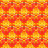 Seamless watercolor abstract pattern Stock Photography